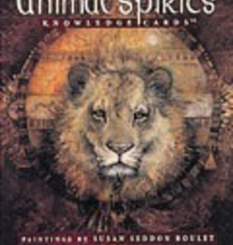 Animal Spirits Knowledge Oracle Cards