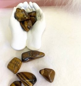 Tiger Eye Tumbled