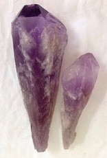 Amethyst Elestial Points