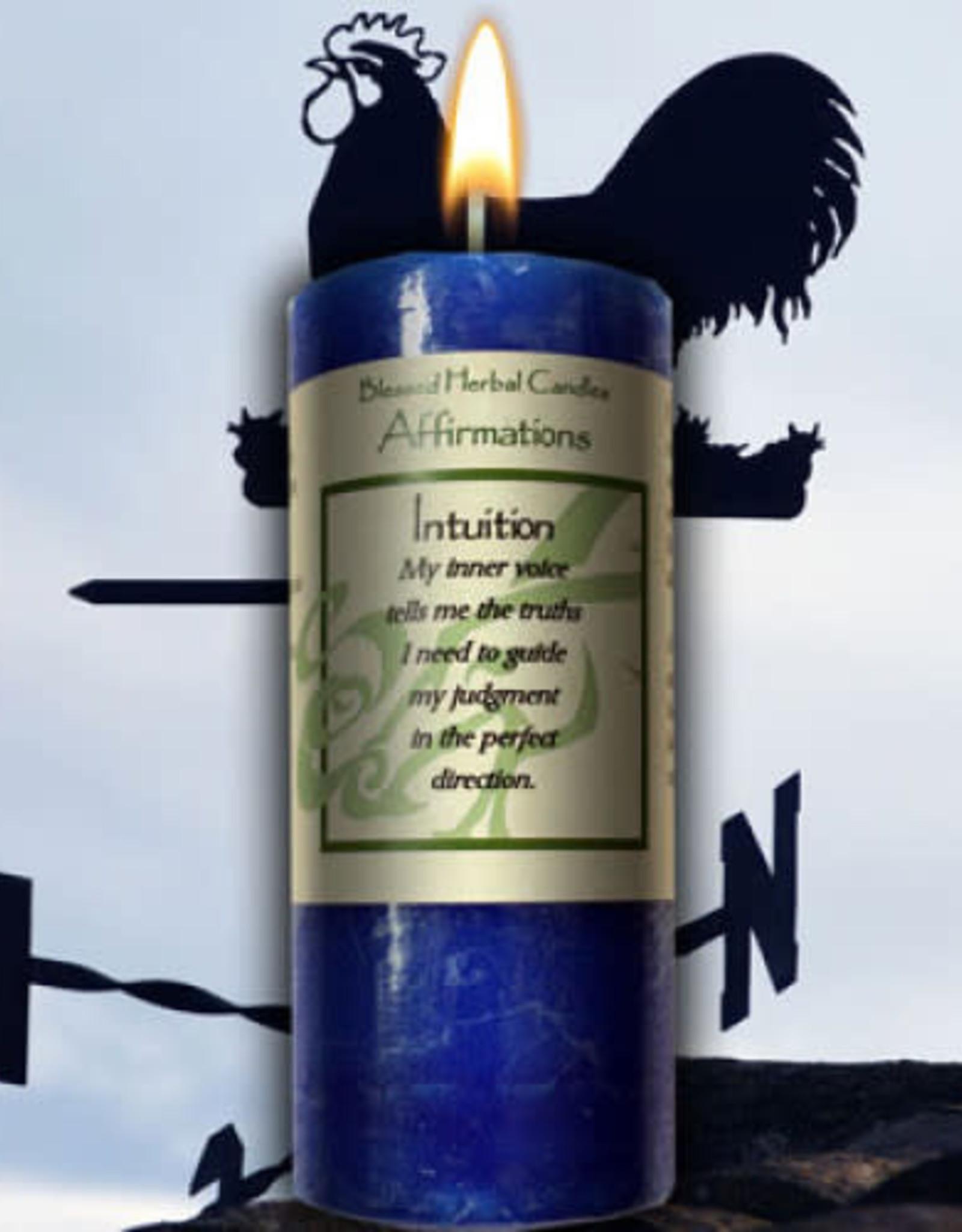 Affirmation Candles A-I