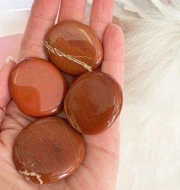 Red Jasper Palmstones