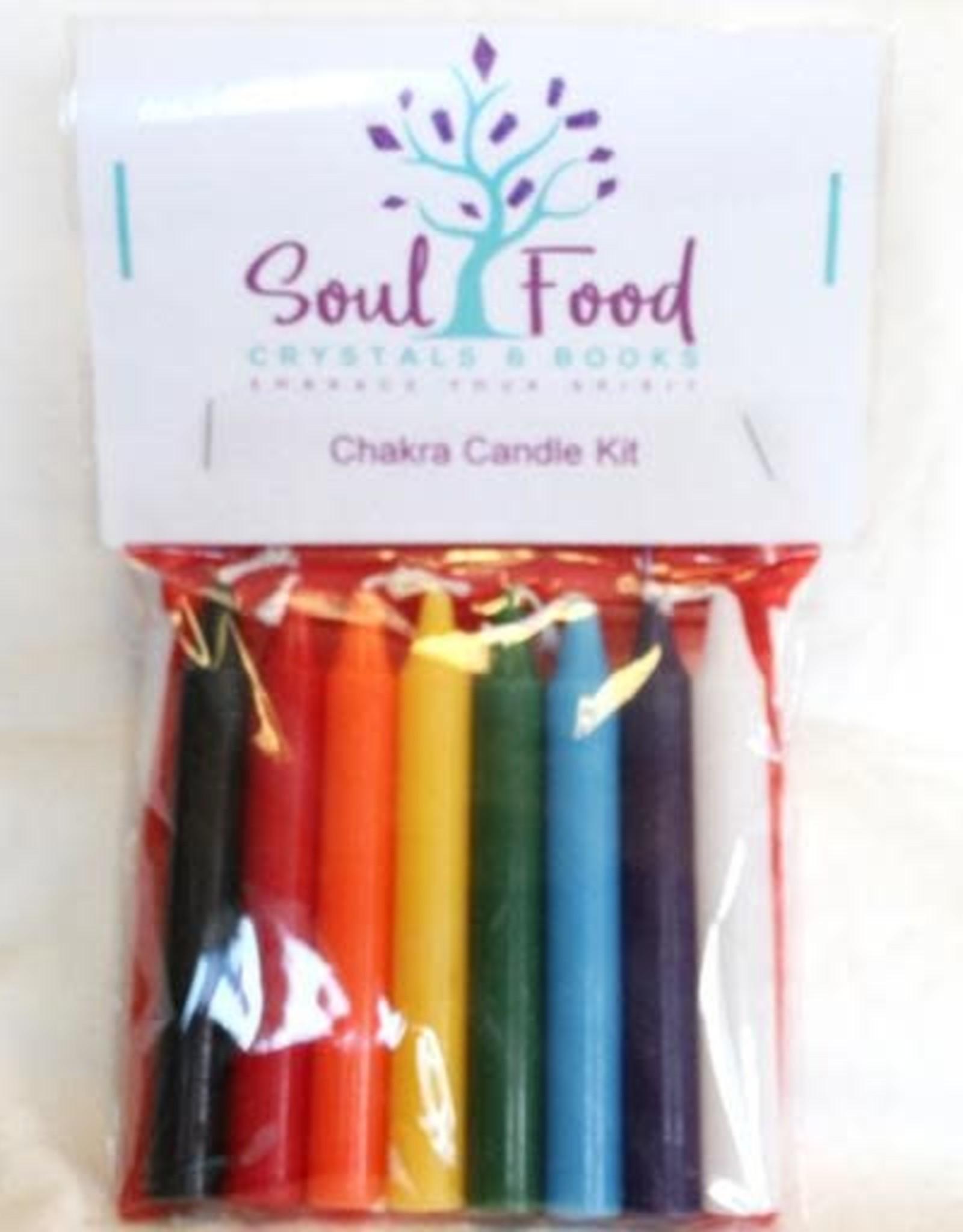 Chakra Candle Kit