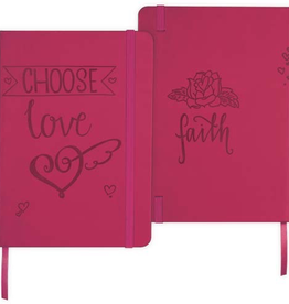 Natures Grace Notebook ~ Grace, Joy, Love or Stars