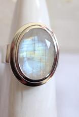 Moonstone Ring ~ Size 8