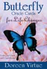 Butterfly Oracle Cards