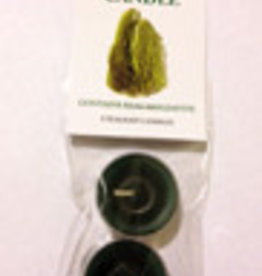 Moldavite Tealights for your sacred transformation