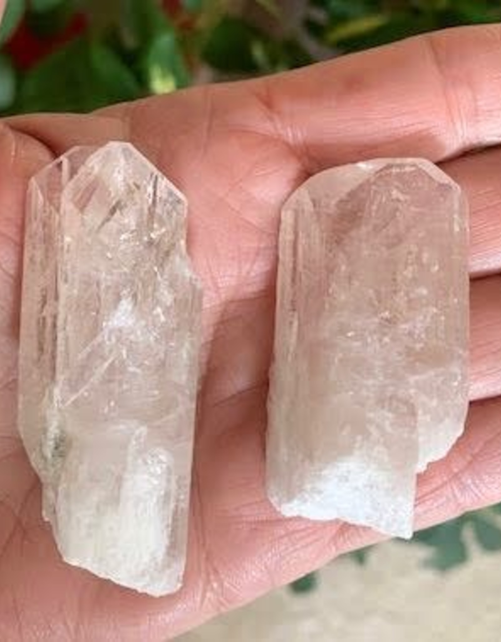 Danburite Points for love and light