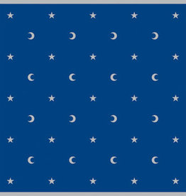 Moon and Stars Tarot Cloth
