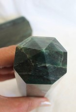 Aventurine 8-sided Tower powerful abundance charged in Sept Full Moon