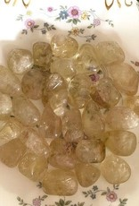 Natural Citrine Polished for attracting abundance