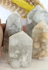 Apophyllite Towers for purity and purification