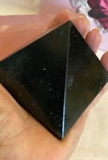 Black Tourmaline Pyramids for elevated protection