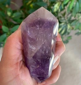 Amethyst Double Terminated Dow Wands for deep inner healing