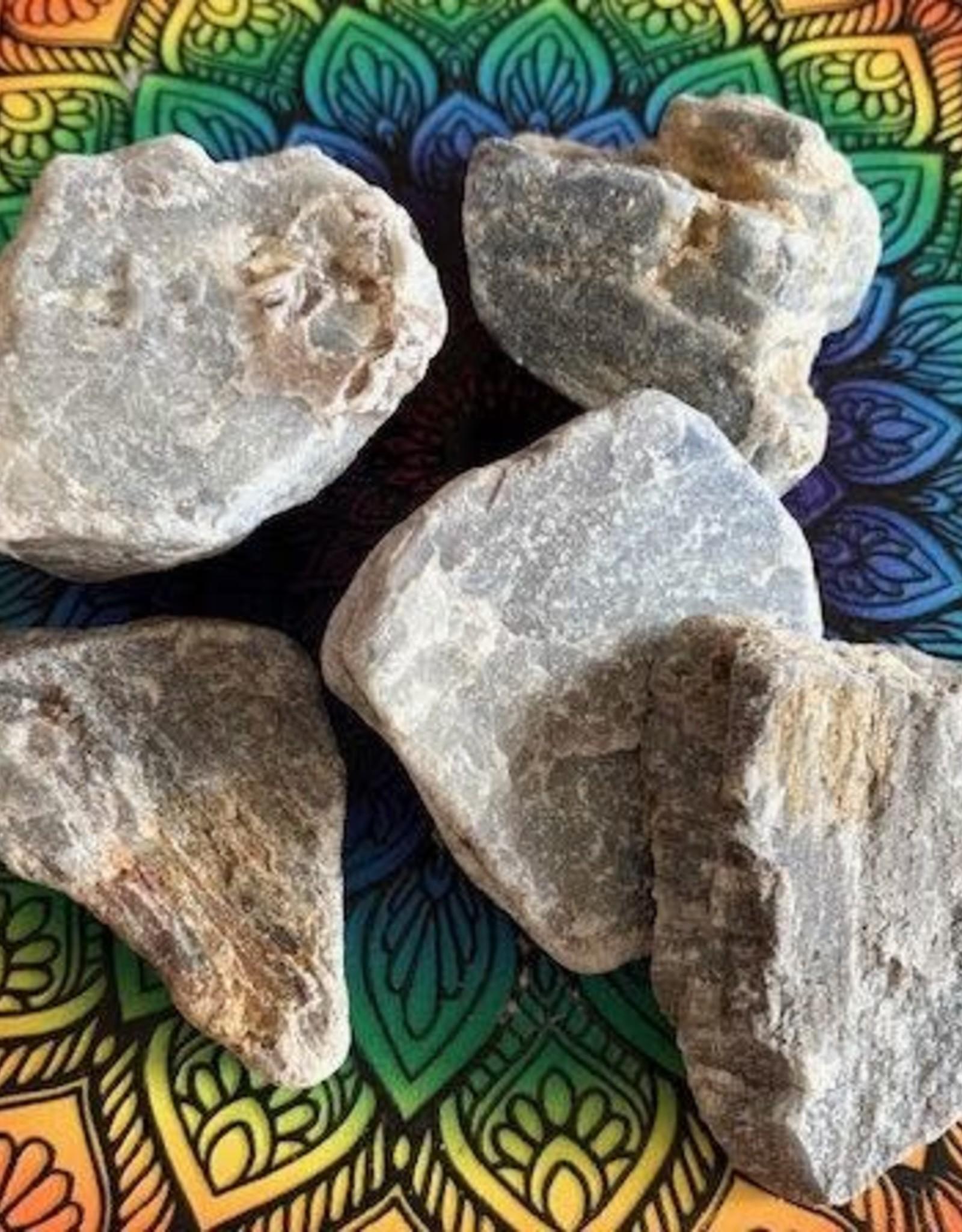 Blue Sapphire Rough for spiritual wisdom