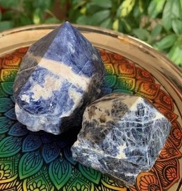 Sodalite Top Polished for peace and dreaming