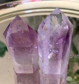 Amethyst Generators for Violet Flame