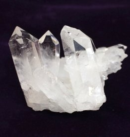 Quartz Cluster Sparkly for Clarity