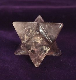 Amethyst Merkaba for High Spiritual Vibration