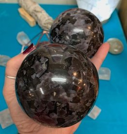 Merlinite Spheres for magical manifesting