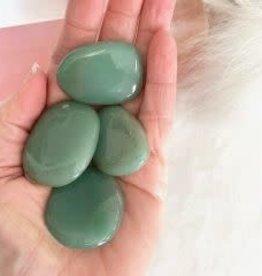Aventurine ~ Green Palmstone