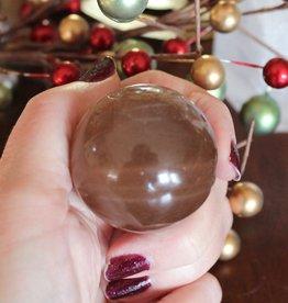 Rutilated Quartz Sphere for manifesting