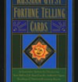 Russian Gypsy Fortune Tellling Cards Oracle