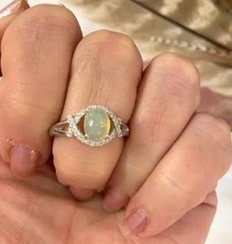Opal Ring -Size 7.5