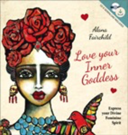 Love Your Inner Goddess Book & CD