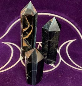 Blue Tiger Eye Generators for intuitive gifts