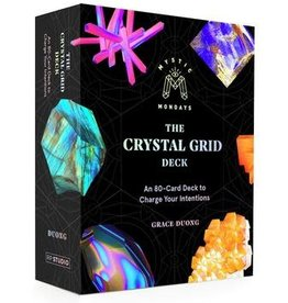 Mystic Mondays Crystal Grid Deck