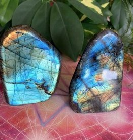 Labradorite Freeform for mystery and magic