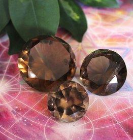 Smoky Quartz Diamond