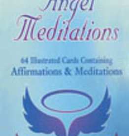 Angel Meditations Cards