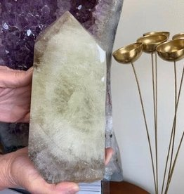 Smoky Ametrine Generator for grounded clearing