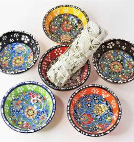 Hand Painted Bowl Turkish