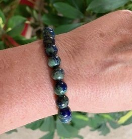 Crystal Bracelet -  Azurite