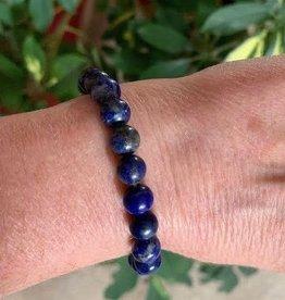 Crystal Bracelet -  Lapis