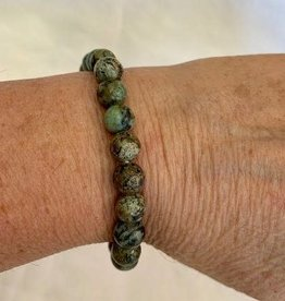 Crystal Bracelet - African Turquoise