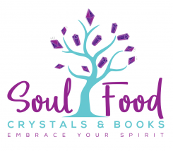 Soul Food Crystals and Books
