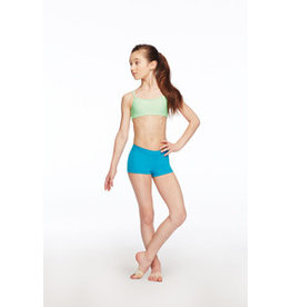 Capezio / Bunheads Children's Boy Cut Low Rise Shorts (TB113C)