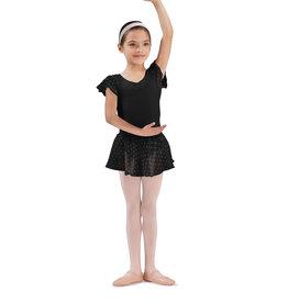 Bloch / Mirella Georgette sequin skirt (CR5161)