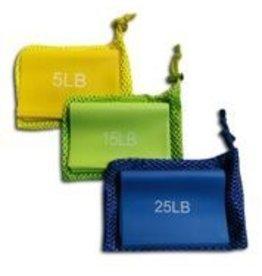 Pillows for Pointes Pillows Exercise Bands (XB)