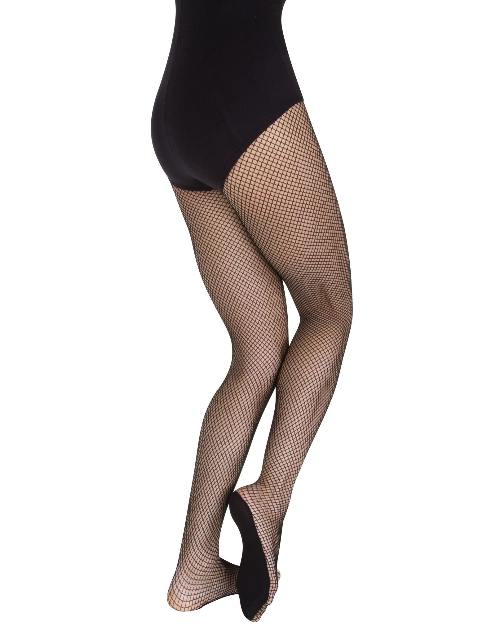 Body Wrappers TotalSTRETCH Fishnet Tights (A67)