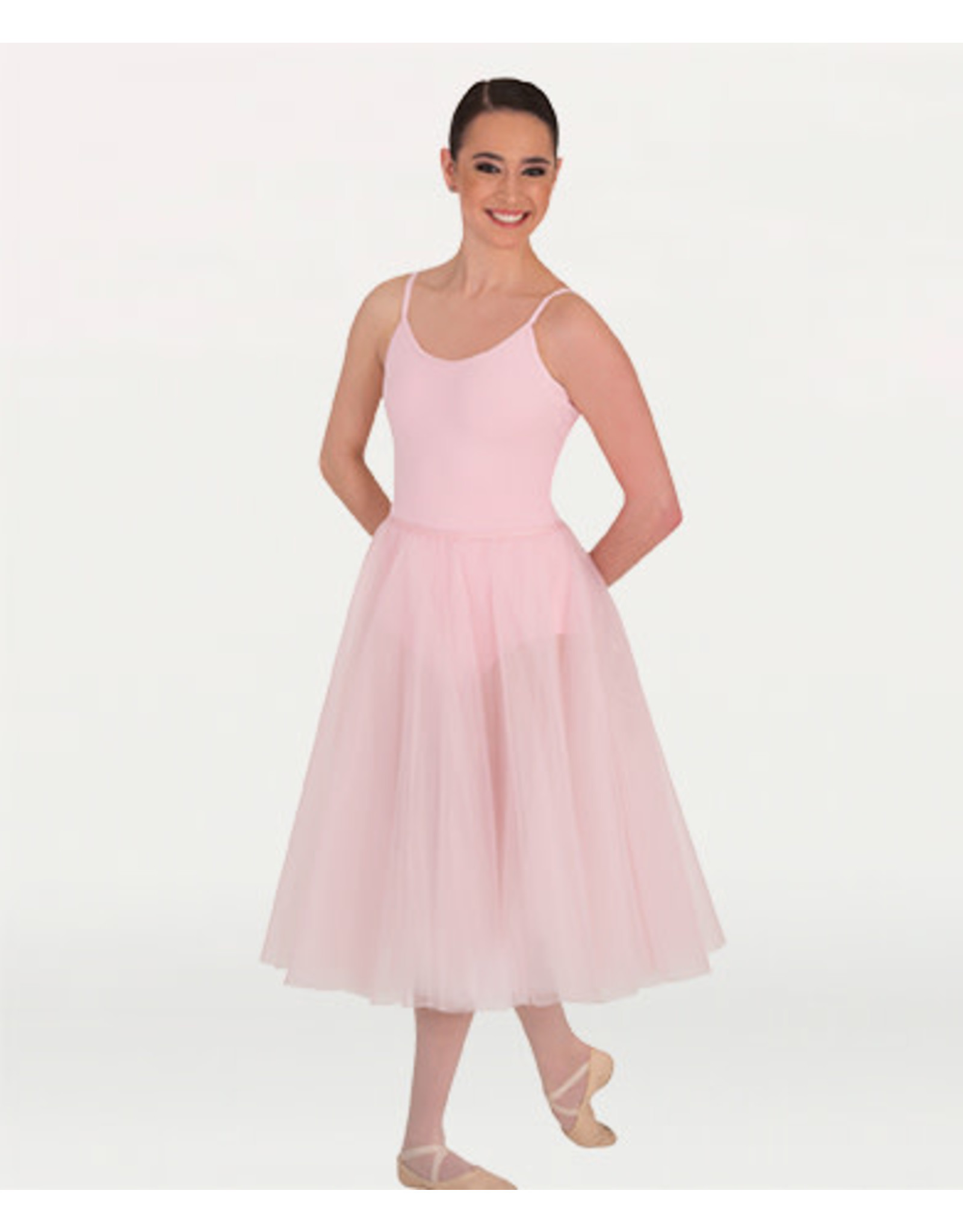 Body Wrappers Long Tutu (7302)