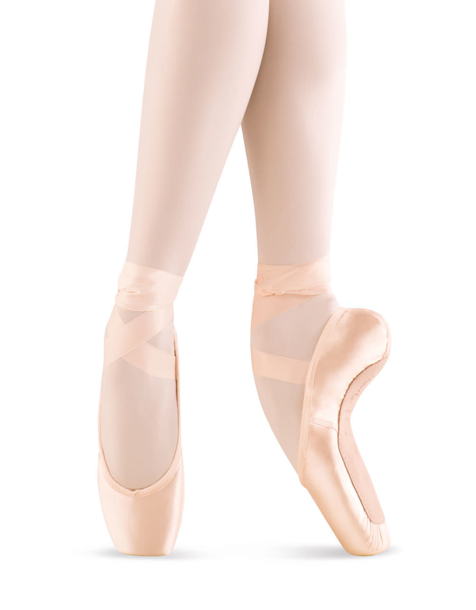 Bloch / Mirella Mirella Advanced Pointe Shoe (MS101A)