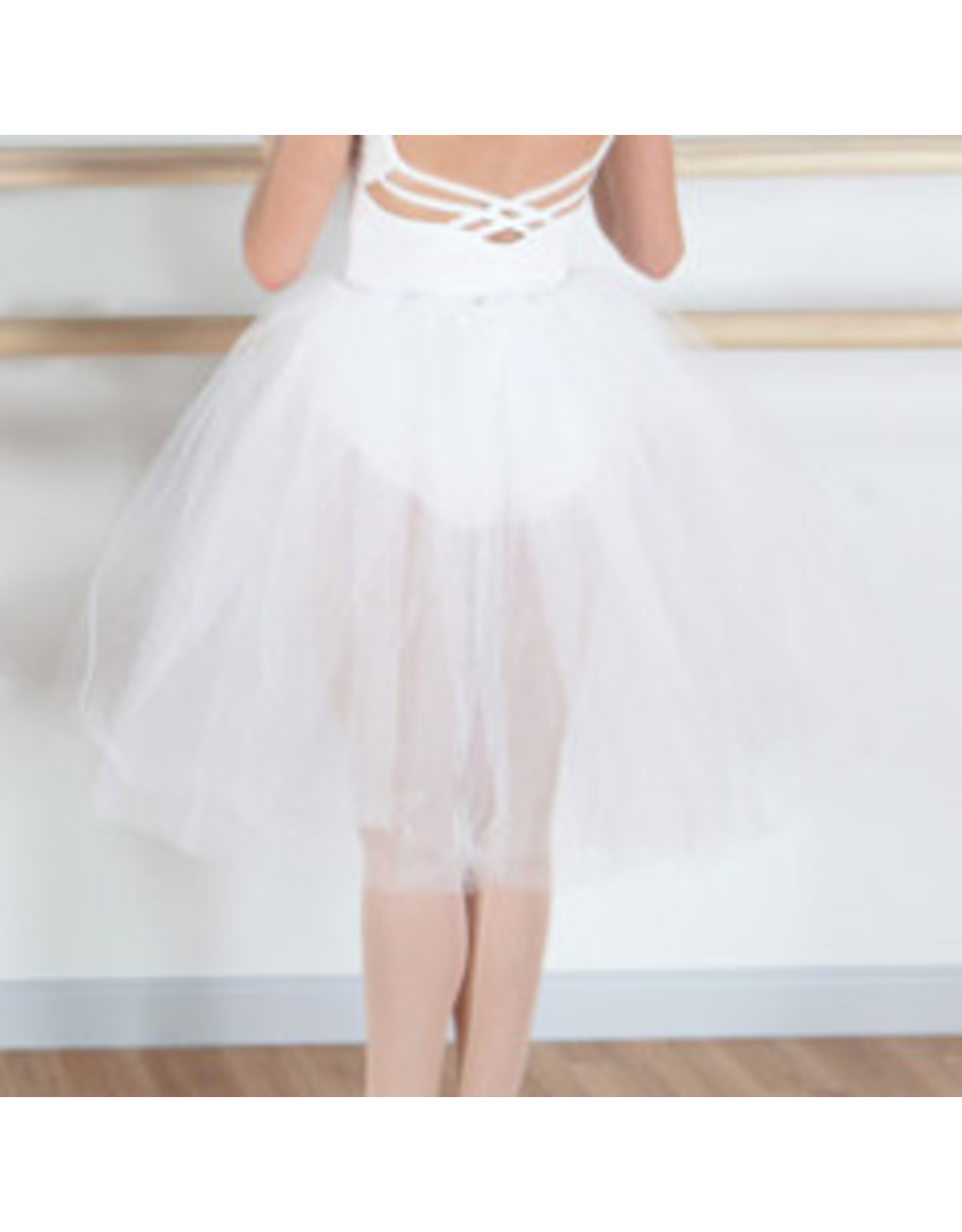 Capezio / Bunheads Adult Romantic Tutu Skirt (9830)