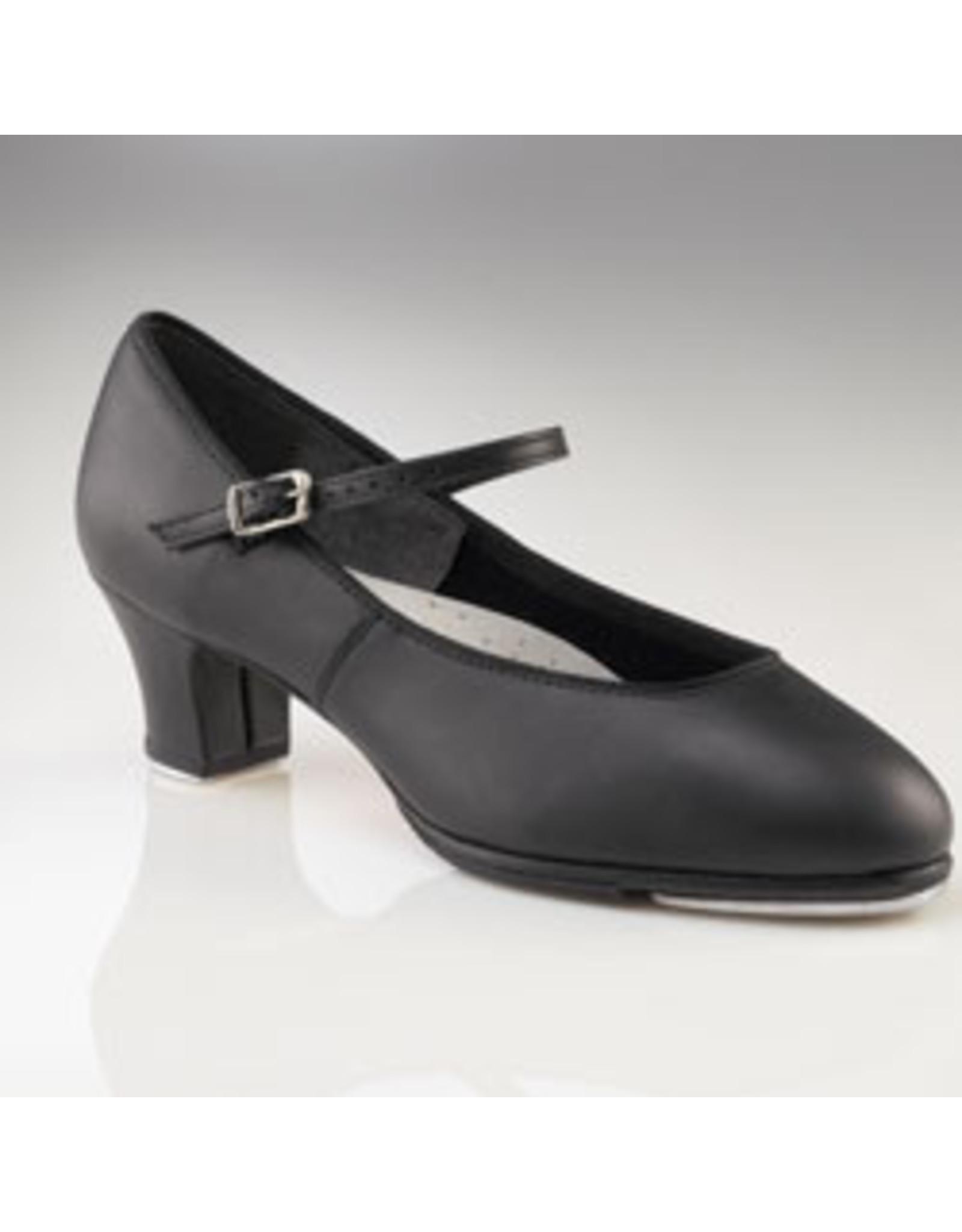 """Capezio / Bunheads Capezio® 1.5"""" Adult Jr. Footlight™ Leather Tap Shoe (561)"""
