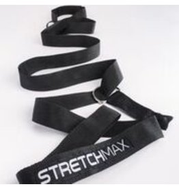 Superior Stretch Woven Nylon Door Stretch Strap - Black