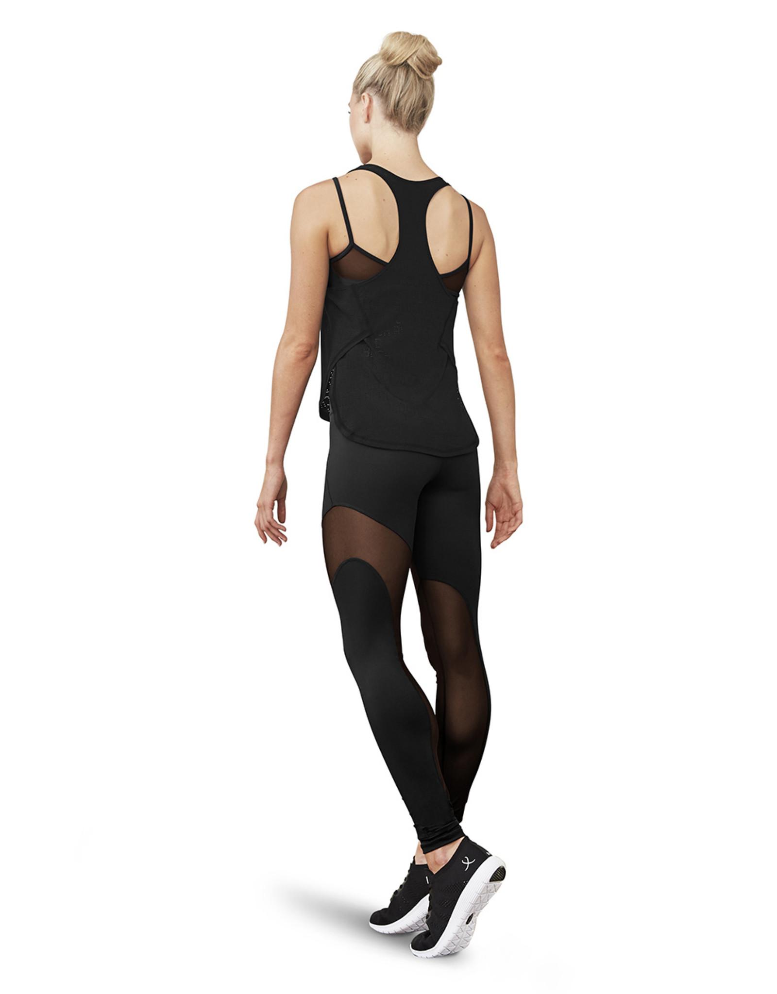 Bloch / Mirella Mesh panel legging (FP5146)
