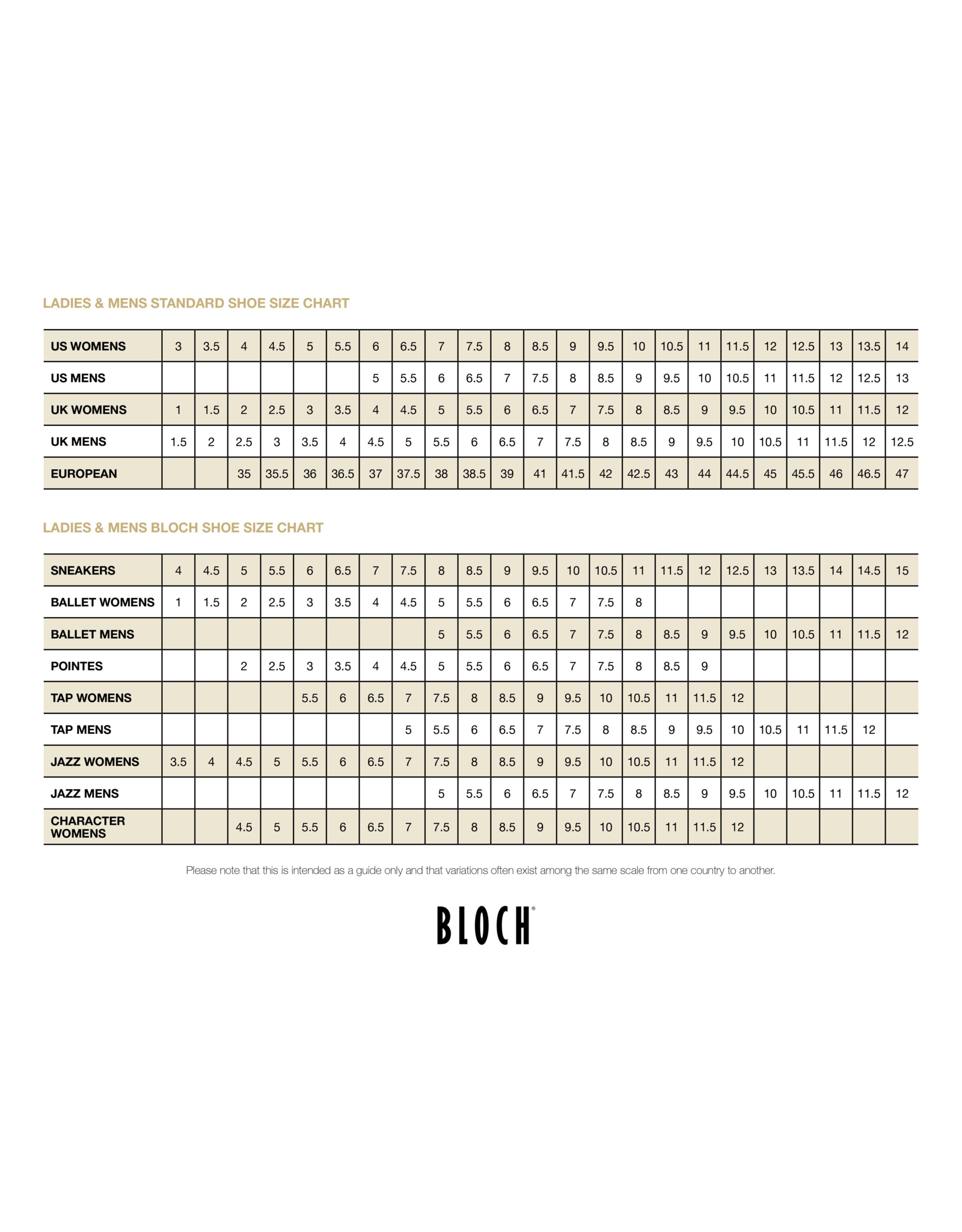 Bloch / Mirella Jazz Tap (301M)